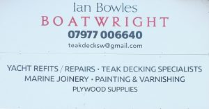 Boatwright & Canoe builder